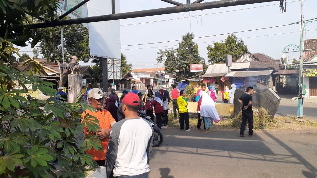 Gerakan Pungut Sampah, Aksi World Cleanup Day Kecamatan Gemuh