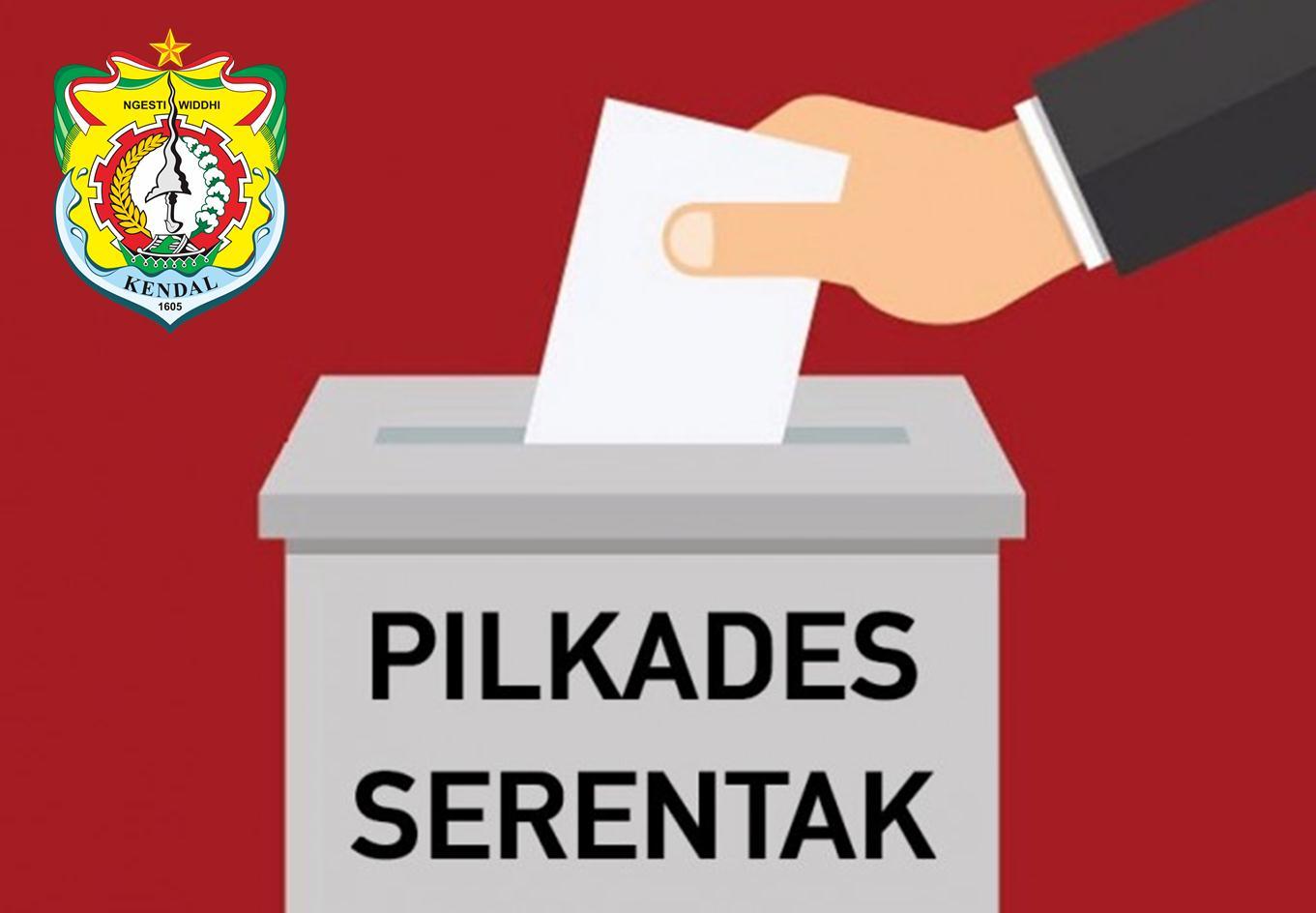 Langkah Mensukseskan Pilkades Serentak 2020 Kabupaten Kendal